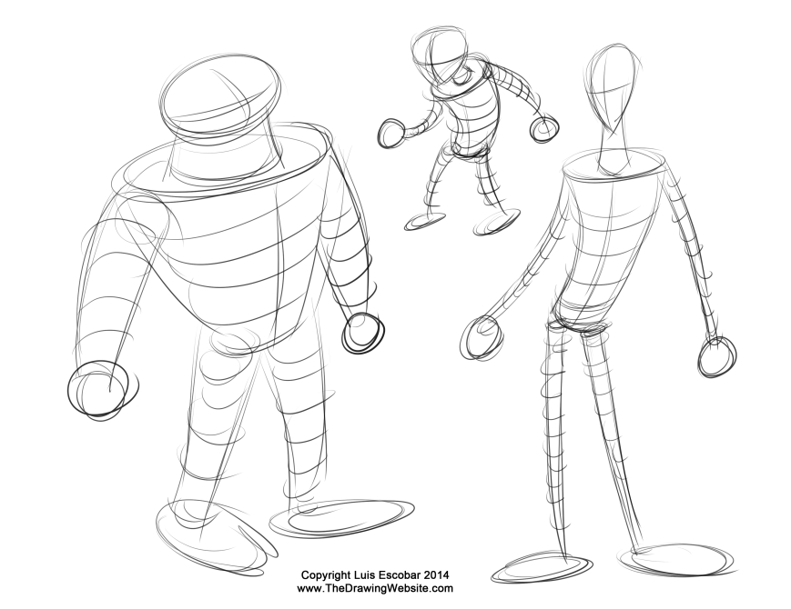 Cylinder bodies and arms