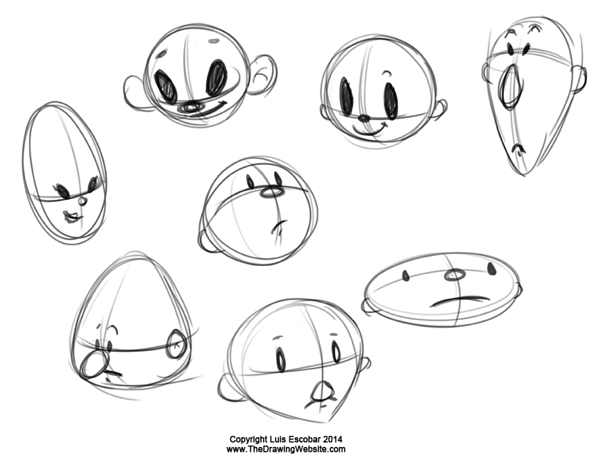 Heads exercises