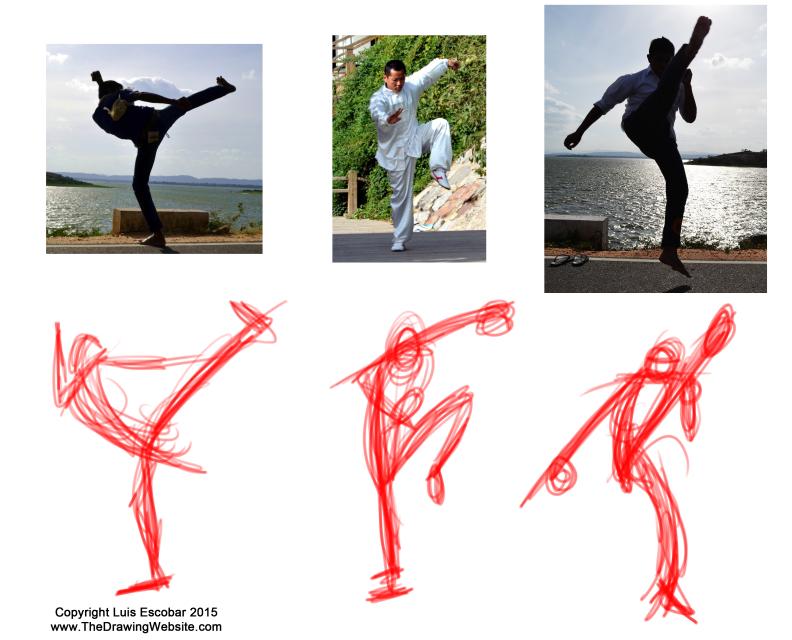 Gesture Practice Exercises 02