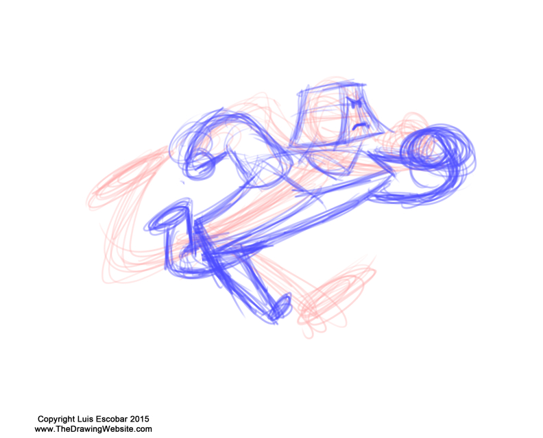 Gesture Practice Exercises 03B