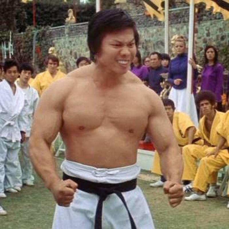 Bolo Yeung Son Pictures to Pin on Pinterest - PinsDaddy