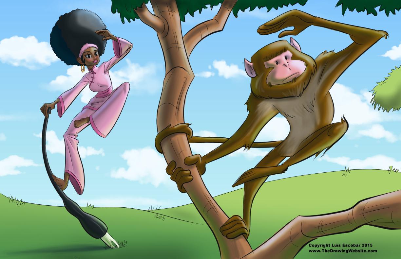 Monkey Style