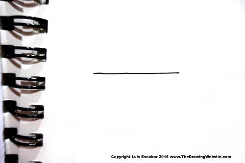 Micron line Example