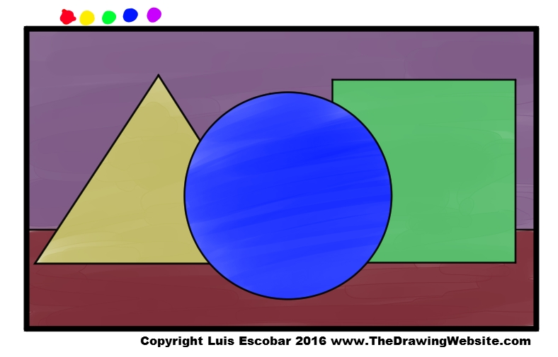 Color Exercise example 01