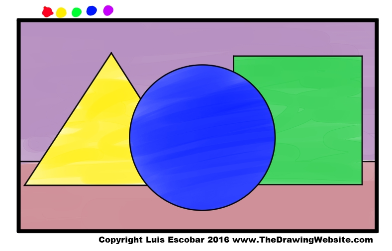 Color Exercise example 02