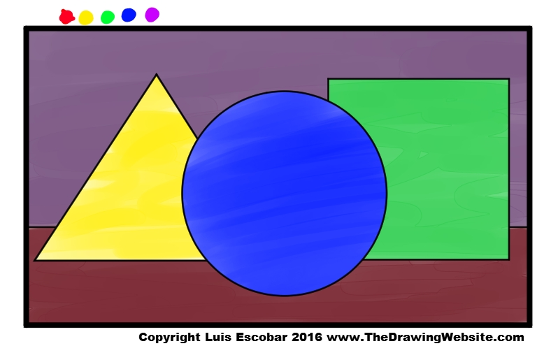Color Exercise example 03
