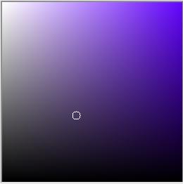Color saturation Door