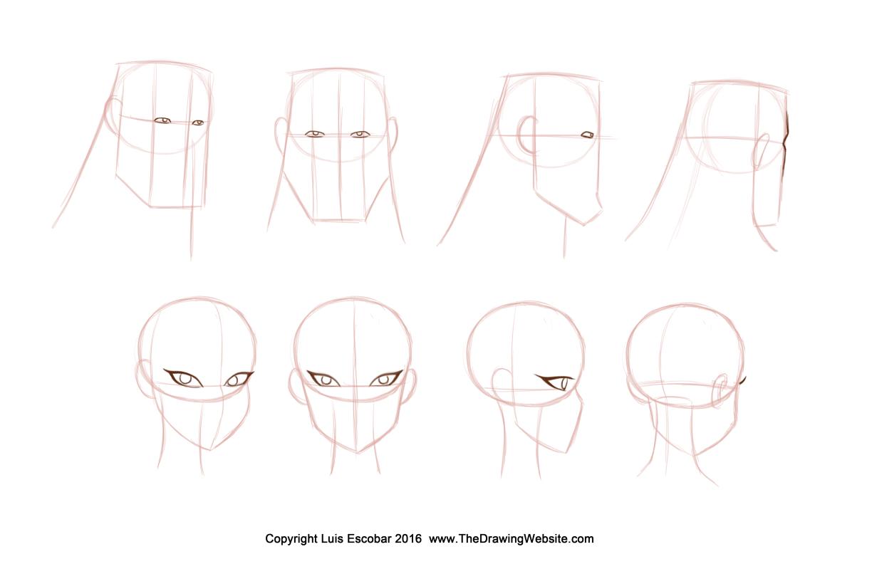 Cartoon eye formulasthe drawing website the drawing website for How to draw websites for free